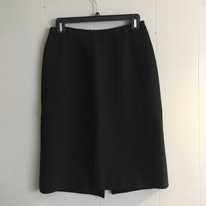 Prada Wool Pencil Skirt.  Like new.